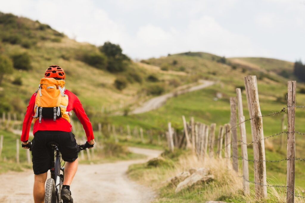 percorso cicloturistico