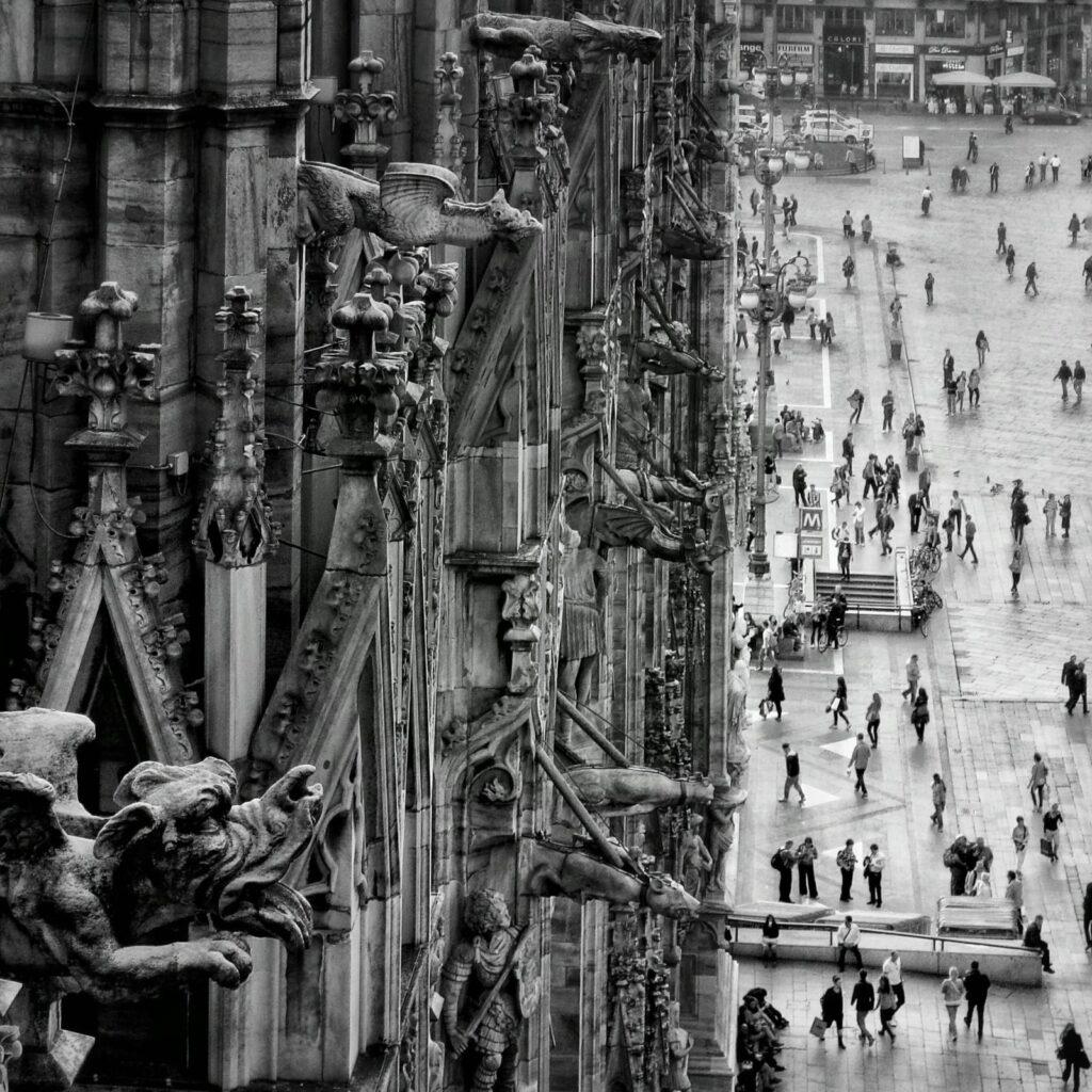 mostri del Duomo