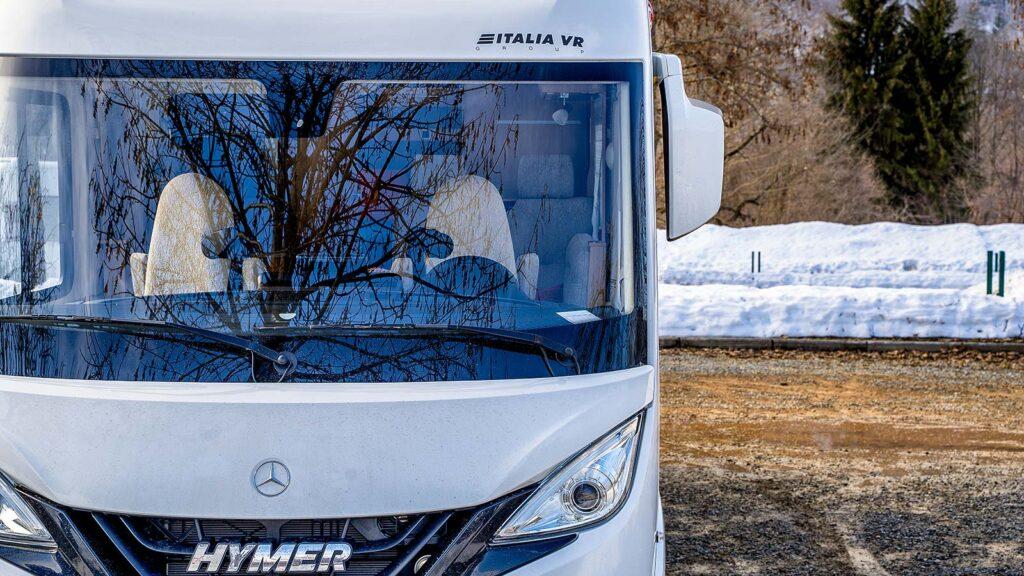 Hymer e Italia VR: accoppiata vincente.