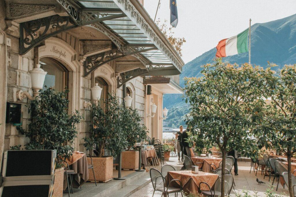 Scorci di Bellagio, la perla del Lago di Como.