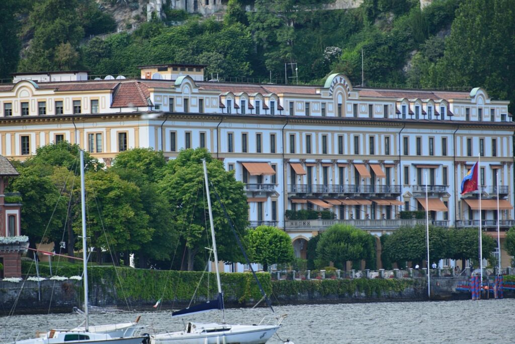 Villa d'Este, miglior hotel al mondo nel 2009 per Forbes.