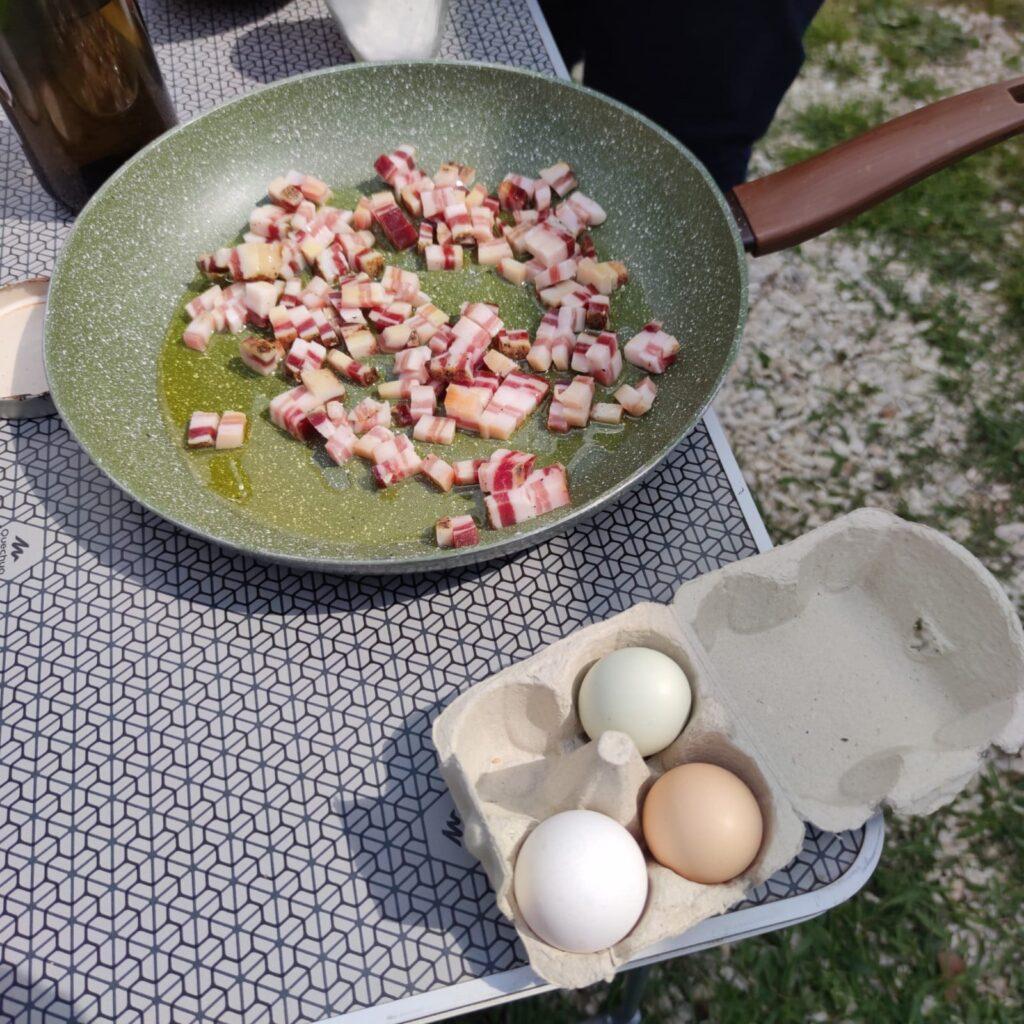 uova dell'agricoccinella