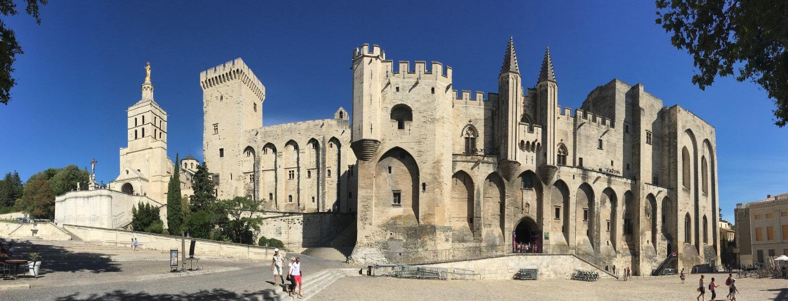 Avignone cosa vedere