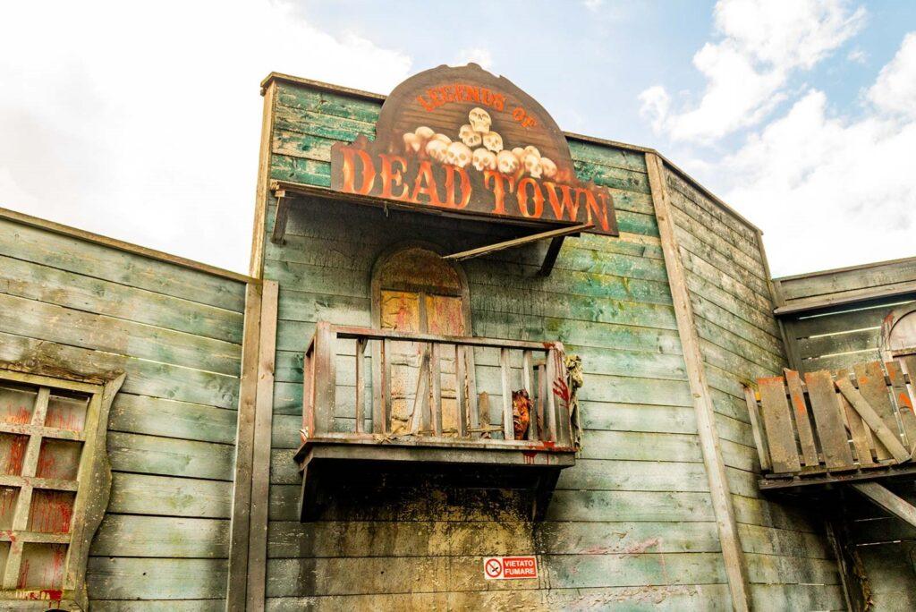 legends of dead town