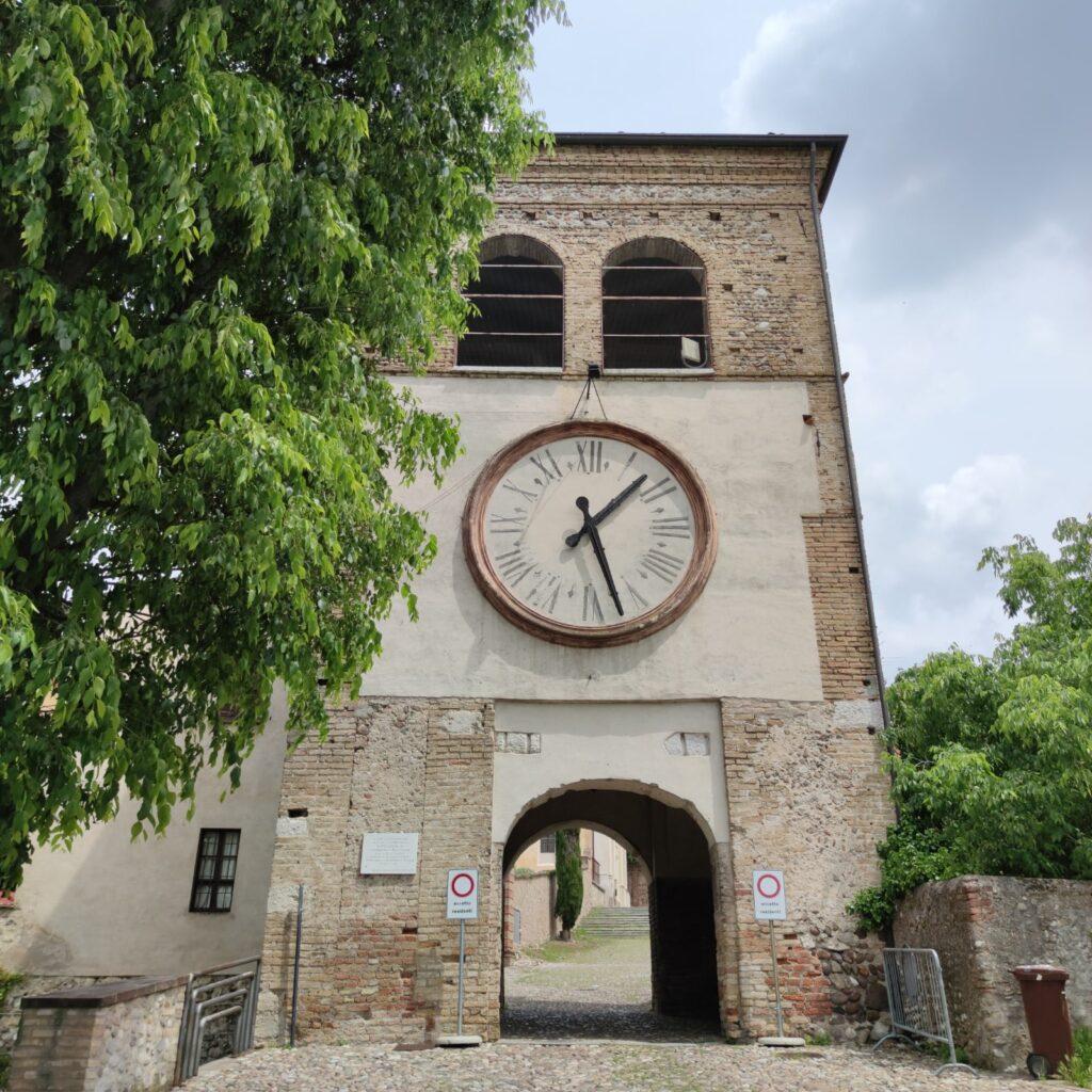 torre del castello di castiglione