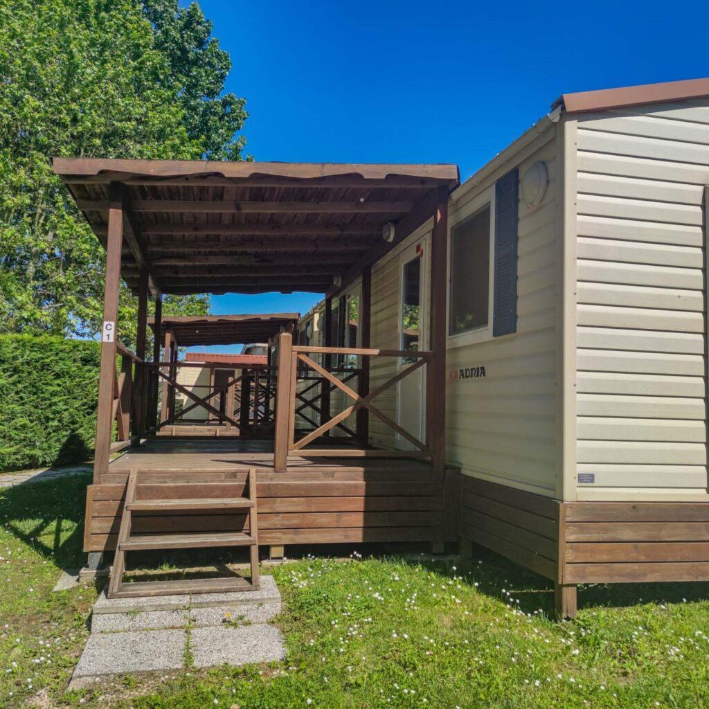 bungalow in campeggio