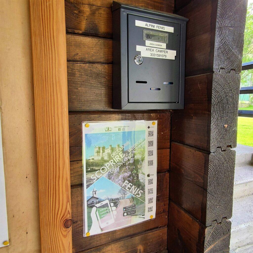 cassetta postale alpini