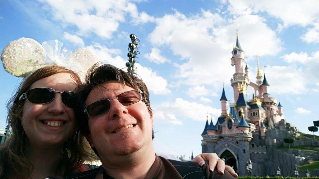 Viaggio di nozze a Disneyland